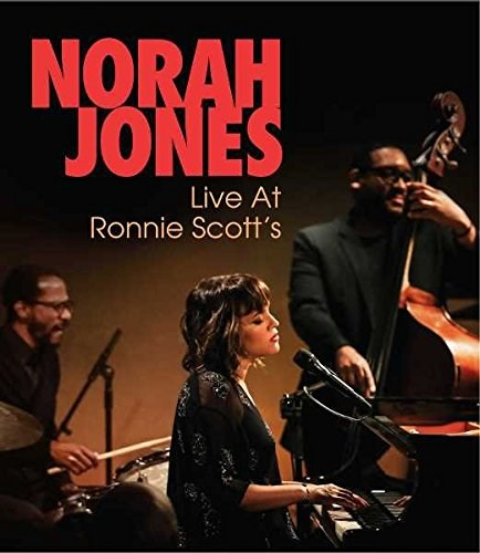 NORAH JONES - Live At Ronnie Scott's - Blu-ray