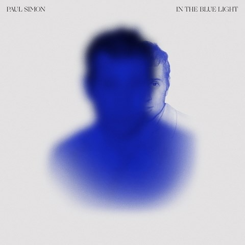 PAUL SIMON - In The Blue Light - LP