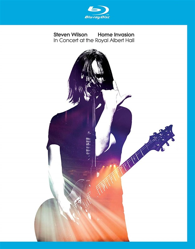 STEVEN WILSON - Home Invasion: Live at the Royal Albert Hall [Blu-ray]