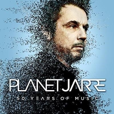JEAN MICHEL JARRE - Planet Jarre: 50 Years Of Music (2CD)