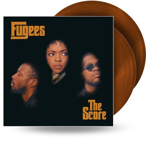 FUGEES - The Score (Solid Orange & Gold Mixed) - 2LP