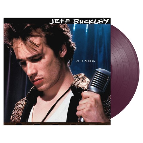 JEFF BUCKLEY - Grace (Purple Vinyl) - LP