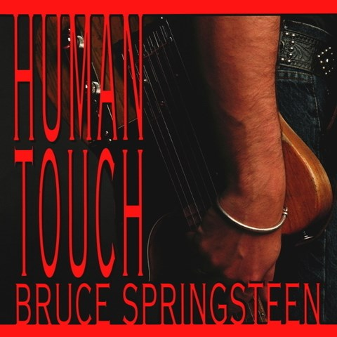 BRUCE SPRINGSTEEN - Human Touch - 2LP