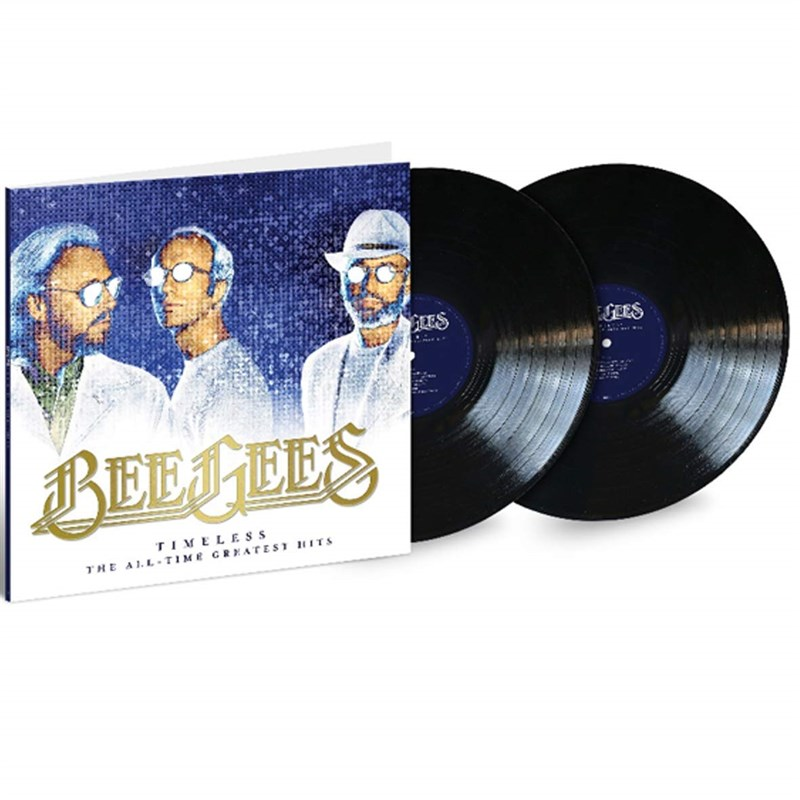 BEE GEES - Timeless - The All-Time Greatest Hits [2LP]