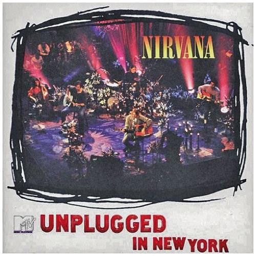 Nirvana Mtv Unplugged In New York