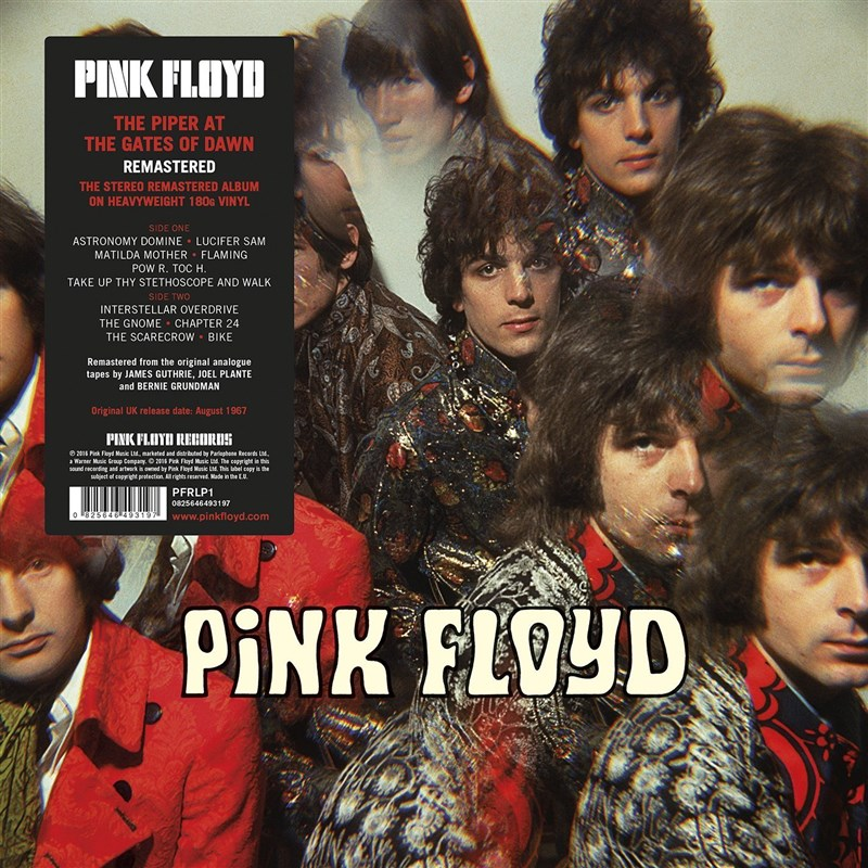 PINK FLOYD - The Piper at the Gates of Dawn - LP