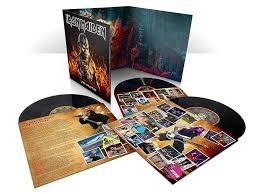 IRON MAIDEN - The Book of Souls: Live Chapter - 3LP