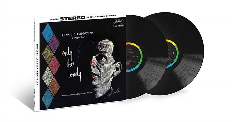 FRANK SINATRA - Sings For Only The Lonely (60th Anniversary Edition) - 2LP
