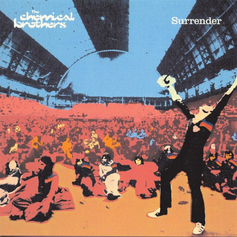 THE CHEMICAL BROTHERS - Surrender (20th Anniversary Expanded Edition) - 4LP+DVD BOX SET