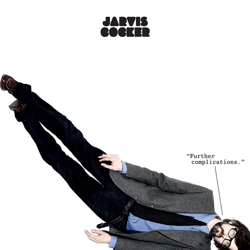 JARVIS COCKER - Further Complications (White Vinyl) - LP+12''