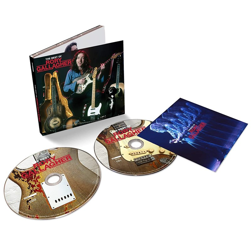 RORY GALLAGHER - The Best Of (2CD)