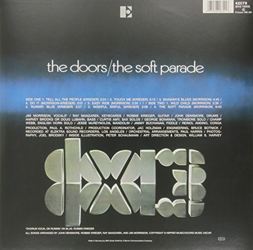THE DOORS - The Soft Parade - LP