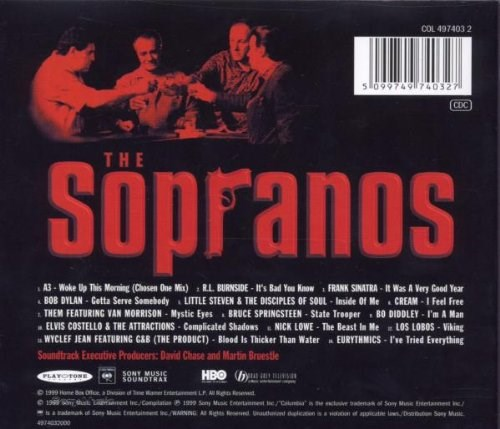 SOUNDTRACK - The Sopranos