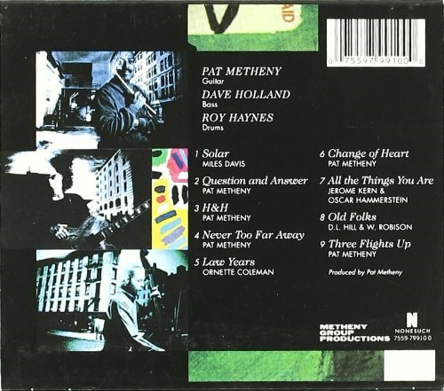 PAT METHENY - Question & Answer (Remastered)