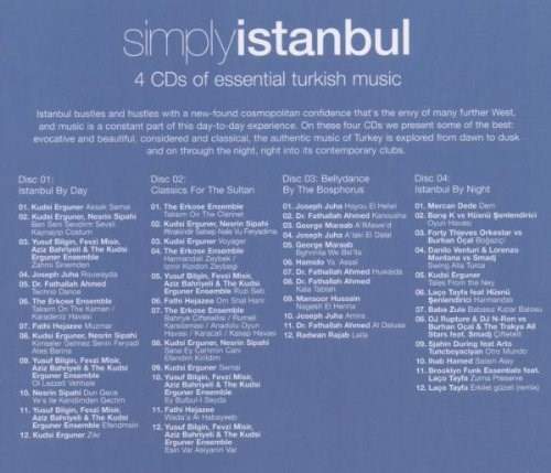 VARIOUS ARTISTS - Simply Istanbul