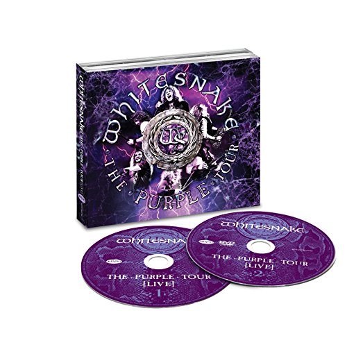 WHITESNAKE - The Purple Tour (Live) (CD/DVD)