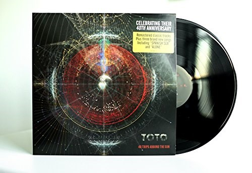 TOTO - 40 Trips Around The Sun (Greatest Hits) - 2LP