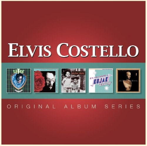 ELVIS COSTELLO - Original Album Series (5CD)