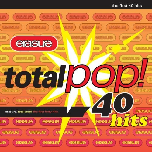 ERASURE - Total Pop! The First 40 Hits (2CD)