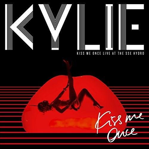 KYLIE MINOGUE - Kiss Me Once: Live At The Sse Hydro - 2CD/DVD
