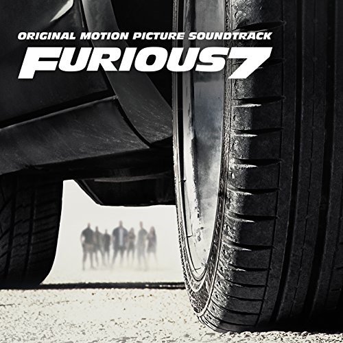 SOUNDTRACK - Furious 7: Original Motion Picture Soundtrack (Explicit)
