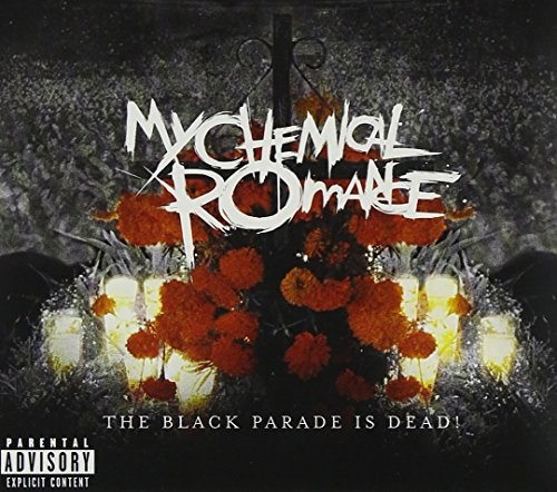 MY CHEMICAL ROMANCE - The Black Parade Is Dead (CD/DVD)