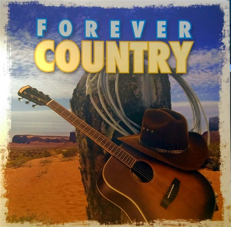 VARIOUS ARTISTS - Forever Country - Country Classics Collection (2CD)