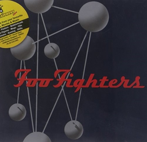 FOO FIGHTERS - Colour & The Shape