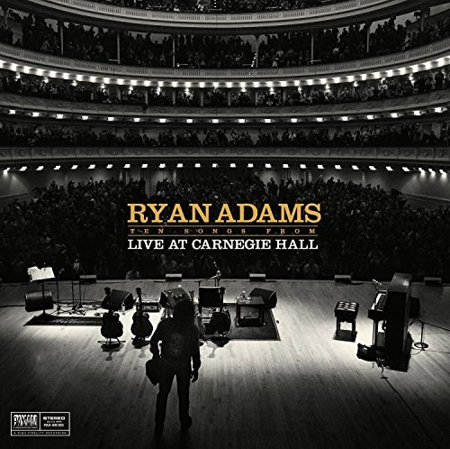 RYAN ADAMS - Ten Songs From: Live At Carnegie Hall - LP