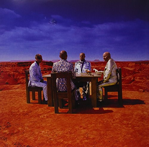 MUSE - Black Holes and Revelations - LP