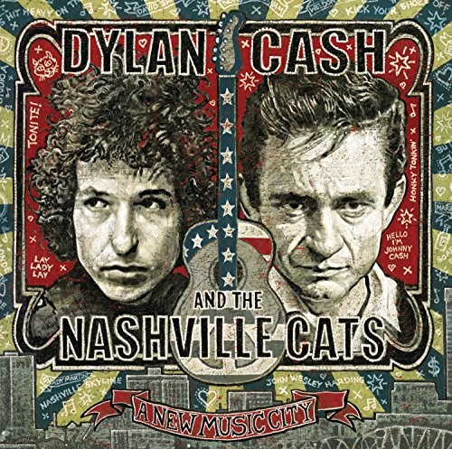 VARIOUS ARTISTS - Dylan, Cash, and The Nashville Cats: A New Music City (2CD)