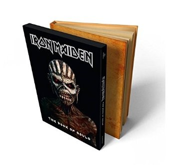 IRON MAIDEN - The Book Of Souls (2CD Deluxe Hardbound Book)