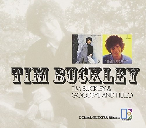 TIM BUCKLEY - Tim Buckley  / Goodbye & Hello