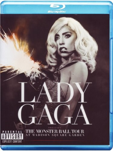 LADY GAGA - Monster Ball Tour at Madison Square Garden [Blu-ray]