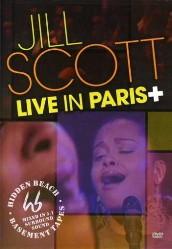 JILL SCOTT - Jill Scott: Live in Paris + - DVD