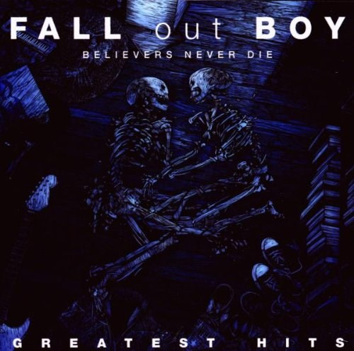 FALL OUT BOY - Believers Never Die - Greatest Hits [CD/DVD]