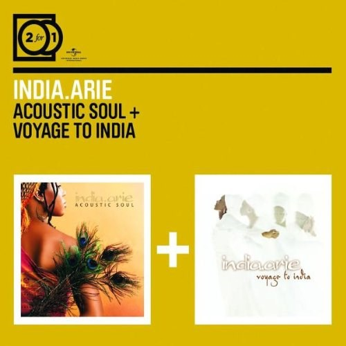 INDIA ARIE - Acoustic Soul/Voyage to India