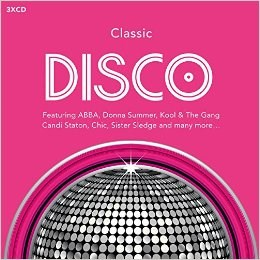 VARIOUS ARTISTS - Classic Disco (3CD)