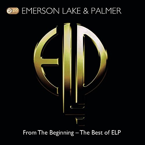 EMERSON LAKE AND PALMER - From the Beginning - The Best of (2CD)