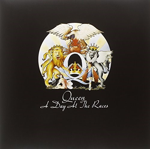 QUEEN - A Day at the Races - LP