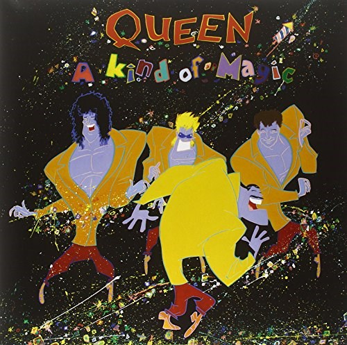 QUEEN - Kind of Magic - LP