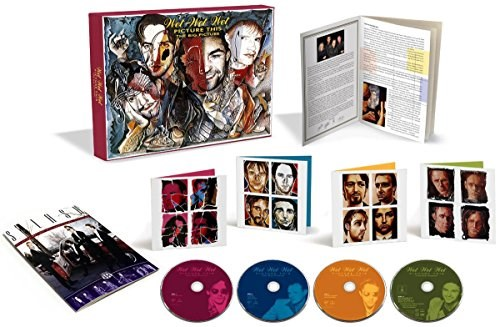 WET WET WET - Picture This (Super Deluxe Edition) - 3CD/1DVD
