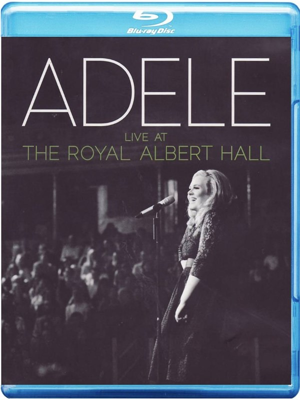 ADELE - Live At The Albert Hall (BluRay+Cd)