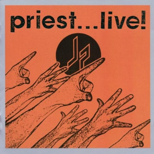 JUDAS PRIEST - Priest... Live !