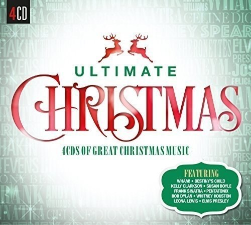 VARIOUS ARTISTS - Ultimate Christmas (4CD)