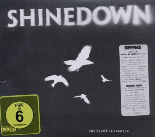 SHINEDOWN - The Sound Of Madness (Deluxe Edition) (CD/DVD)