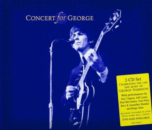 VARIOUS ARTISTS - Concert For George (2CD)