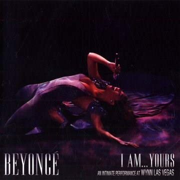 BEYONCE - I Am... Yours: An Intimate Performance at Wynn, Las Vegas - 2CD+DVD