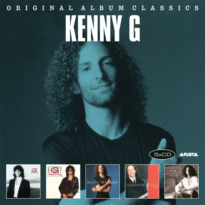 KENNY G - Original Album Classics (5CD)