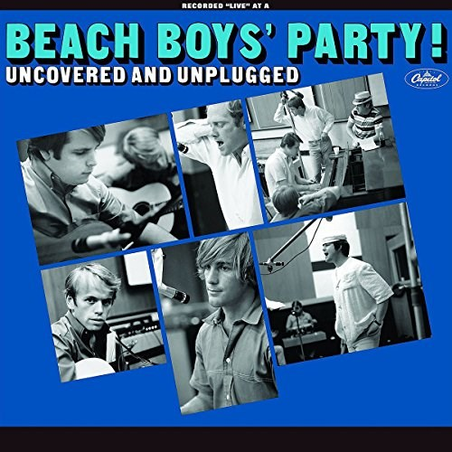 BEACH BOYS - Beach Boys' Party! Uncovered And Unplugged - LP